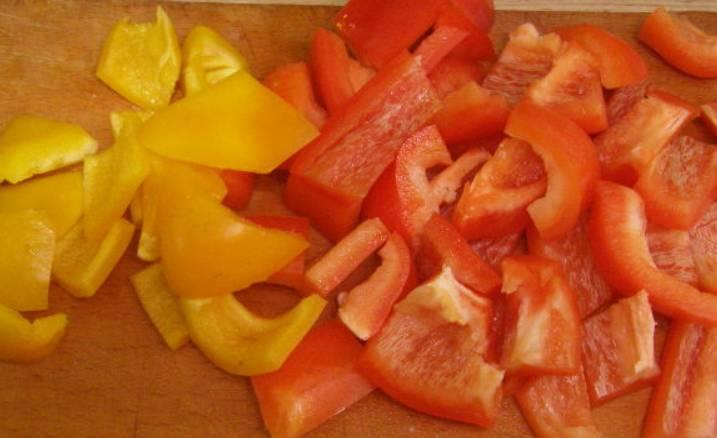 Лечо с луком на зиму - пошаговый рецепт