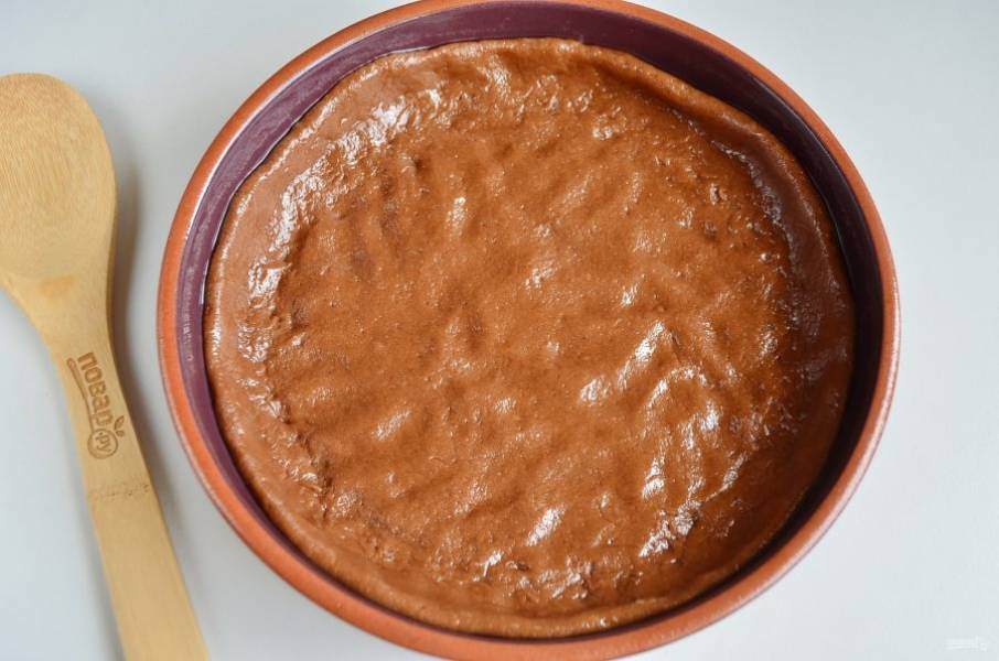 Шоколадная кростата - пошаговый рецепт с фото на