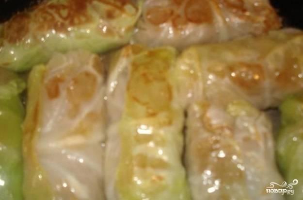 Голубцы из баранины - пошаговый рецепт