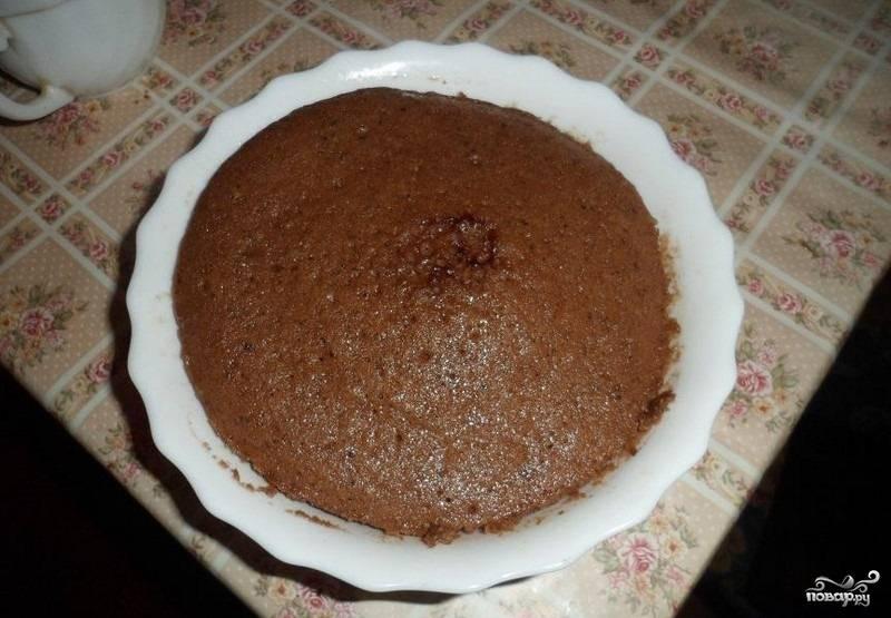 Кекс в микроволновке за 5 мин - пошаговый рецепт с фото на