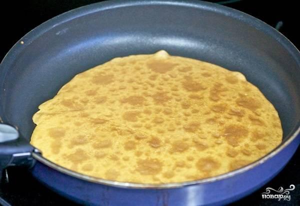 12. После снимите с огня и при желании смажьте сливочным маслом.