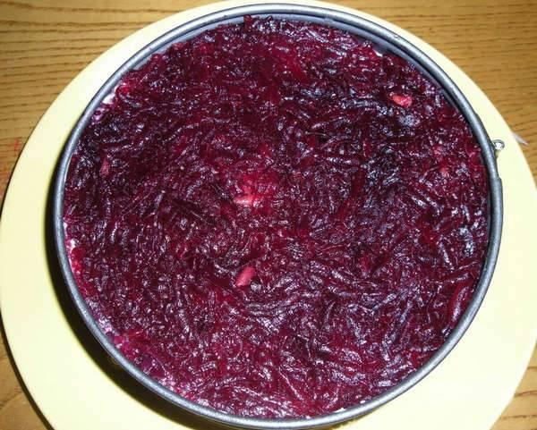 Салат - Семга под шубой - пошаговый рецепт с фото на