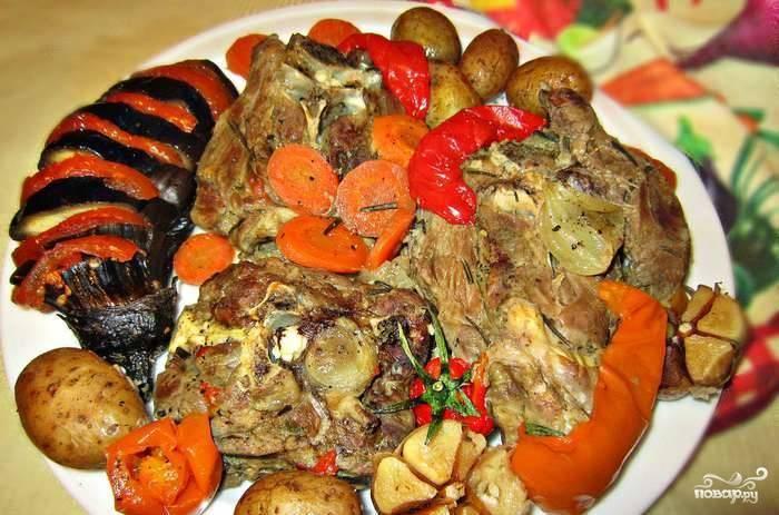 Блюда из баранины рецепты с фото пошаговые