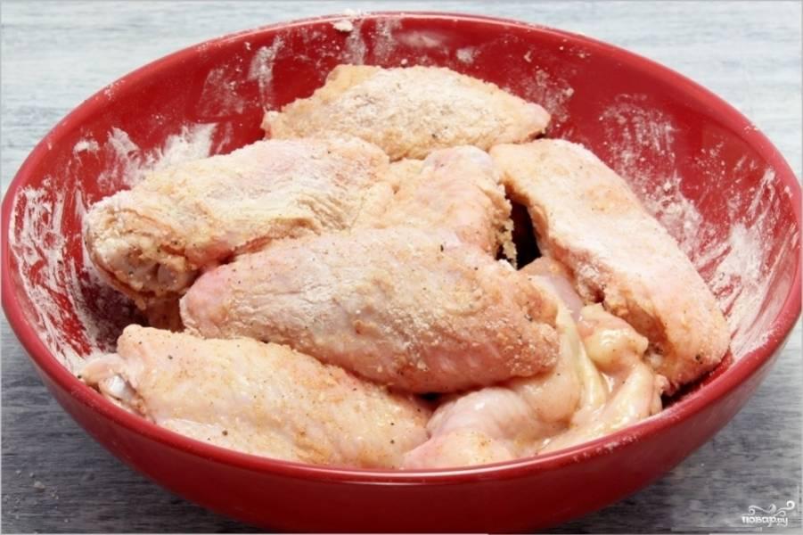 Крылышки по-китайски - пошаговый рецепт с фото на