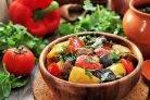 Помидоры в духовке - рецепты с фото на (31 рецепт запеченных помидоров)