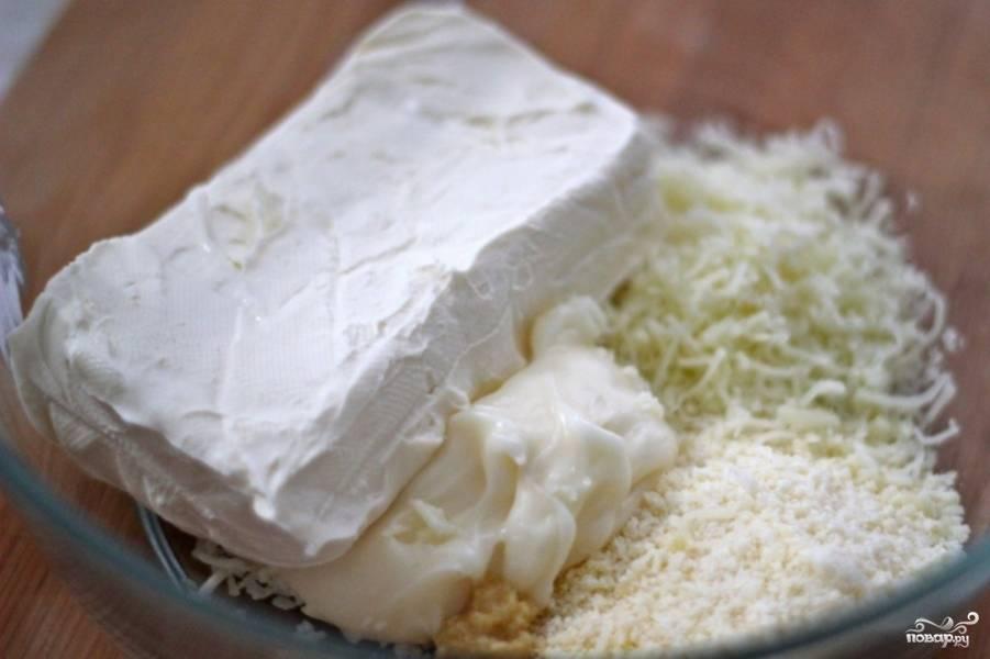 Дип из артишоков - пошаговый рецепт