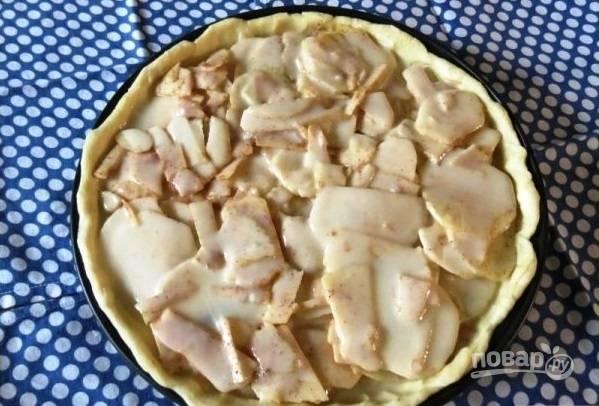 Цветаевский пирог с яблоками - пошаговый рецепт с фото на