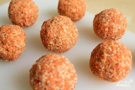 Морковные рулеты - пошаговый рецепт с фото на