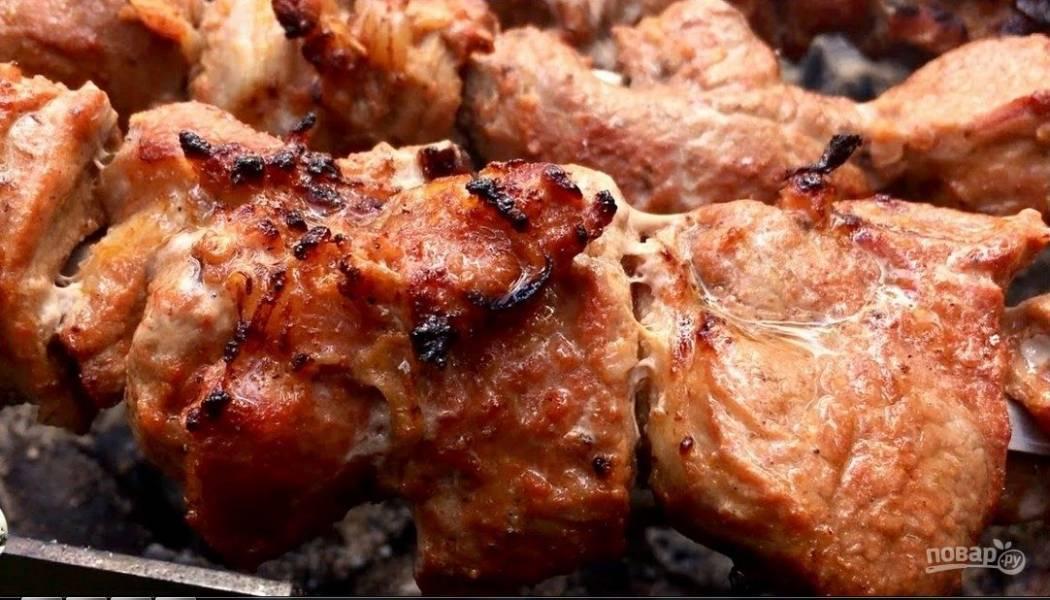 Как правильно сделать шашлык из свинины