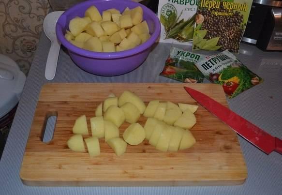 Жаркое из говядины в мультиварке - пошаговый рецепт