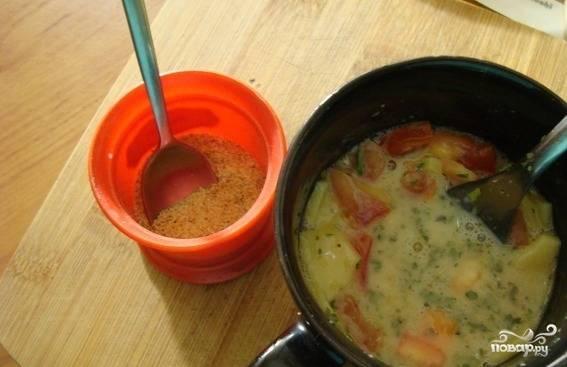 Завтрак в чашке - пошаговый рецепт с фото на