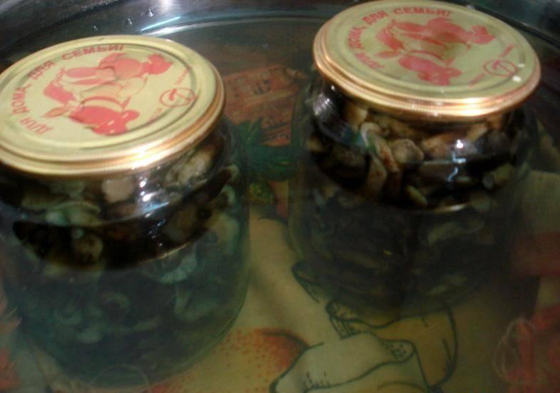 Маринованные опята с гвоздикой - пошаговый рецепт с фото на
