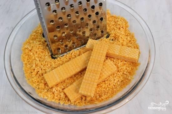 Печенье - Ежики - пошаговый рецепт с фото на