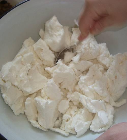 Пасха ванильная - пошаговый рецепт