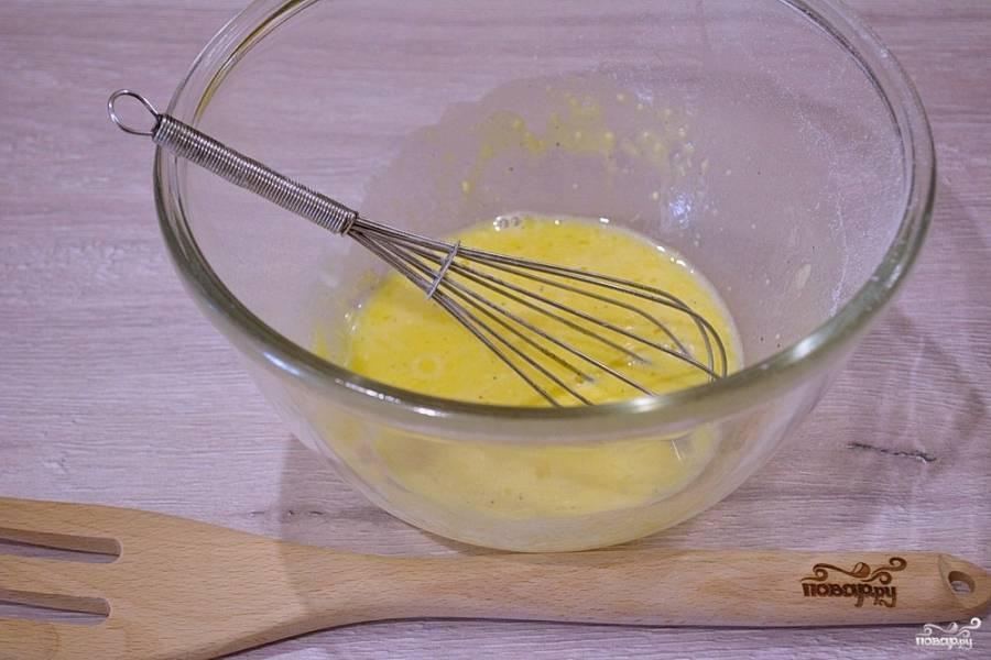 Роллы с омлетом - пошаговый рецепт с фото на