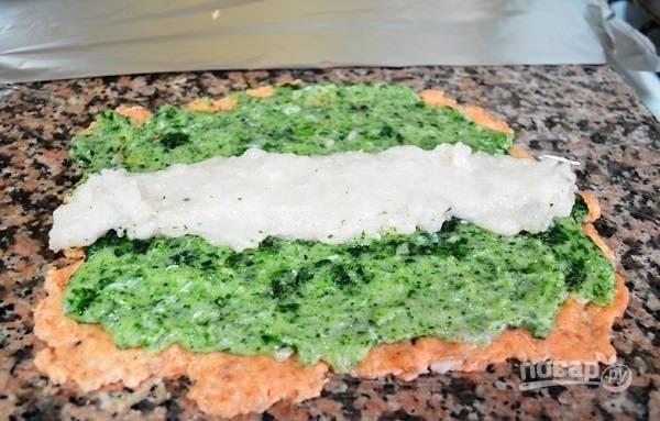Рулет рыбный с нори - пошаговый рецепт с фото на