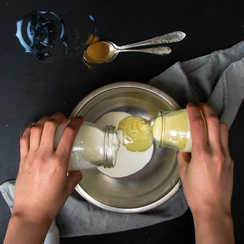 Домашнее мороженое из сливок - пошаговый рецепт