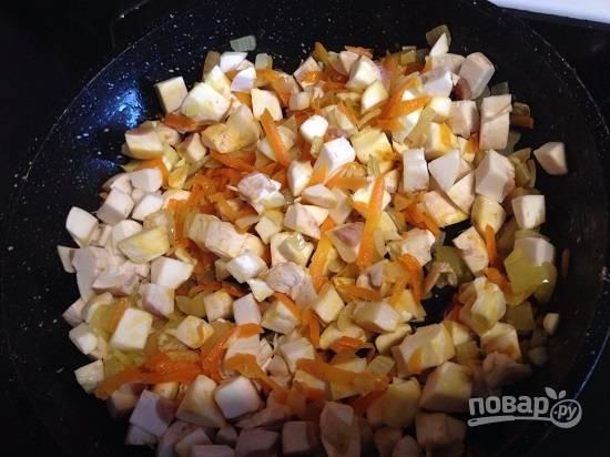 Суп грибной с перловкой - пошаговый рецепт