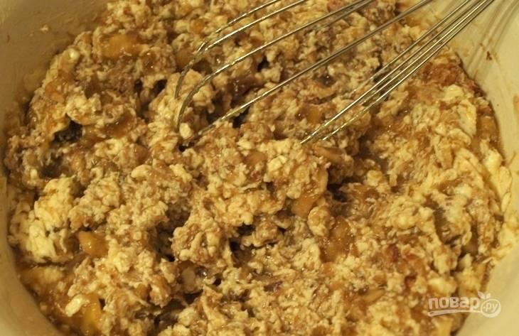 Тесто с бананами - пошаговый рецепт с фото на