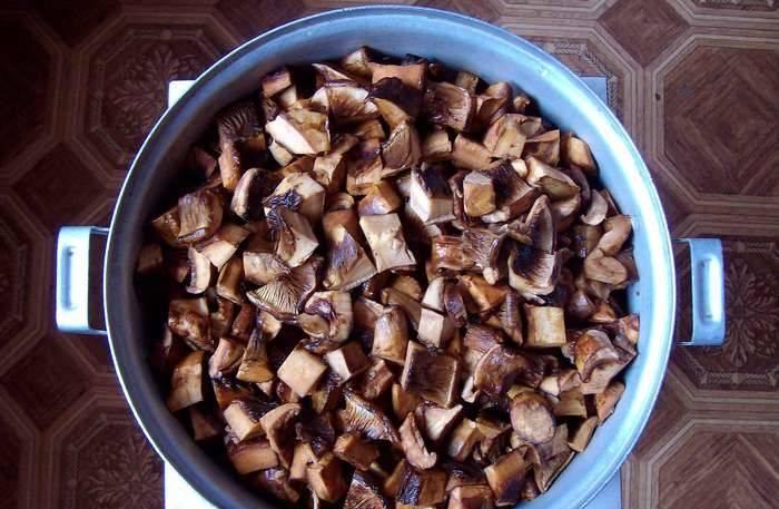 Сморчки маринованные - пошаговый рецепт
