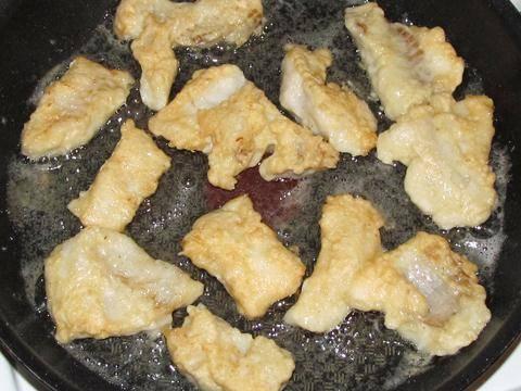 Филе минтая жареное - пошаговый рецепт с фото на