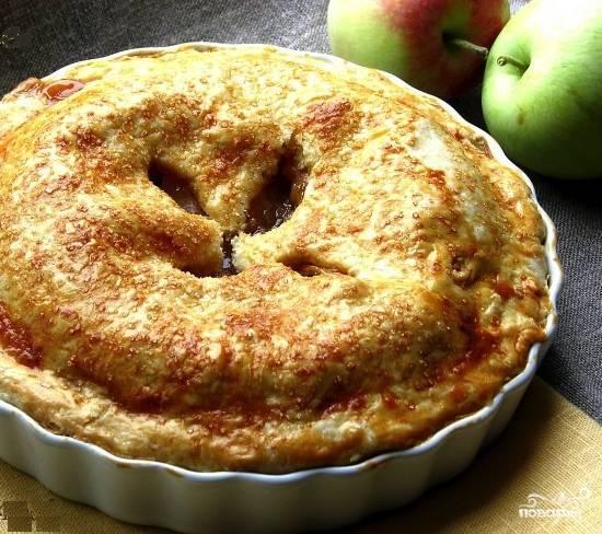 Американский пирог - пошаговый рецепт
