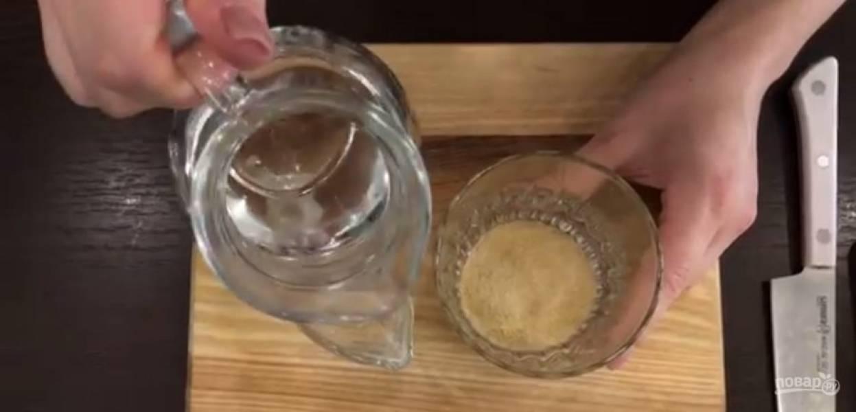 Ягодный торт с черничным муссом - пошаговый рецепт