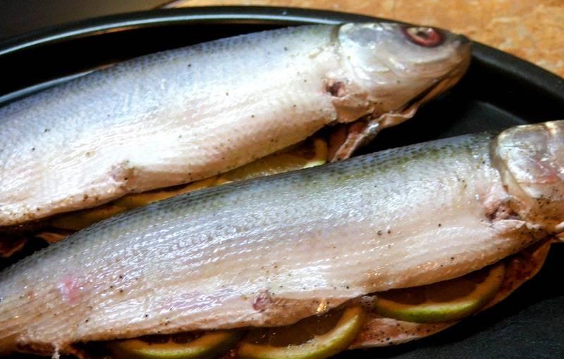 Рыба, запеченная в тесте - пошаговый рецепт