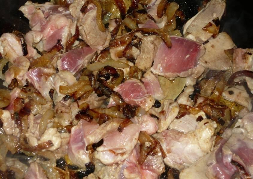 Гуляш свиной - пошаговый рецепт