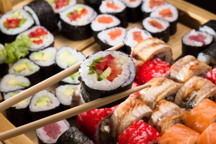 Суши для начинающих. Как просто крутить суши роллы