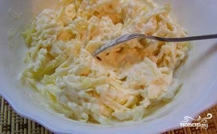 Картошка с колбасой и сыром в духовке - пошаговый рецепт с фото на