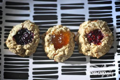 Овсяные лепешки с мускатным орехом - пошаговый рецепт с фото на Повар.ру