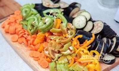 Овощное рагу с фрикадельками - пошаговый рецепт с фото на