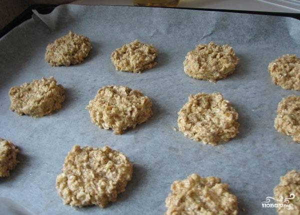 Овсяное печенье на скорую руку - пошаговый рецепт с фото на