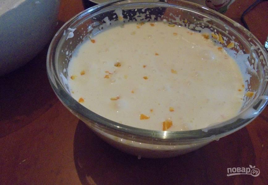 Рецепт крема для бисквитных коржей пошагово