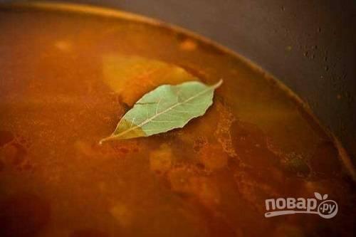 Простая рыбная солянка - пошаговый рецепт