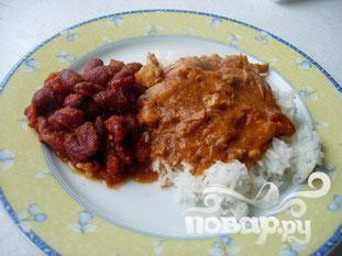 Африканская курица - пошаговый рецепт