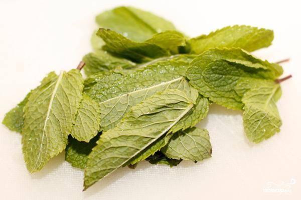 Дорада в имбирно-мятном маринаде - пошаговый рецепт