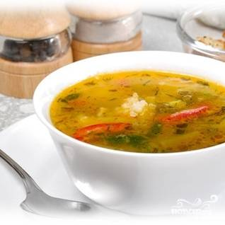 Суп из телятины - пошаговый рецепт с фото на