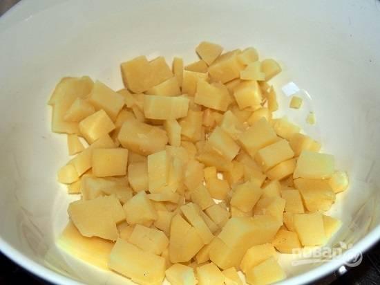 Салат на детский праздник - пошаговый рецепт с фото на