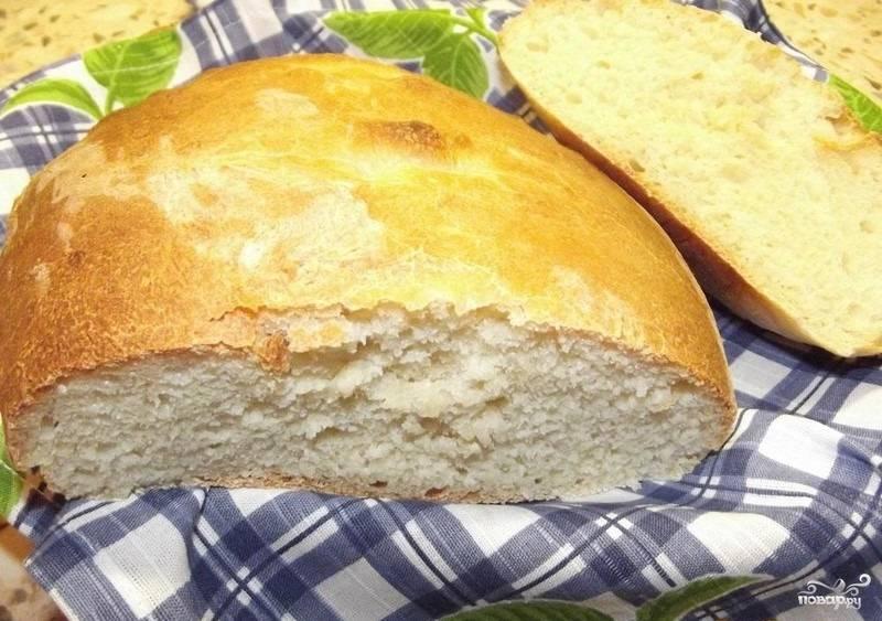 Горчичный хлеб - пошаговый рецепт с фото на