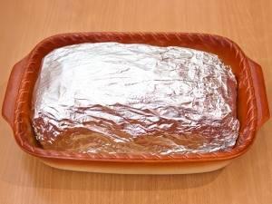 Свинина - Гармошка - пошаговый рецепт