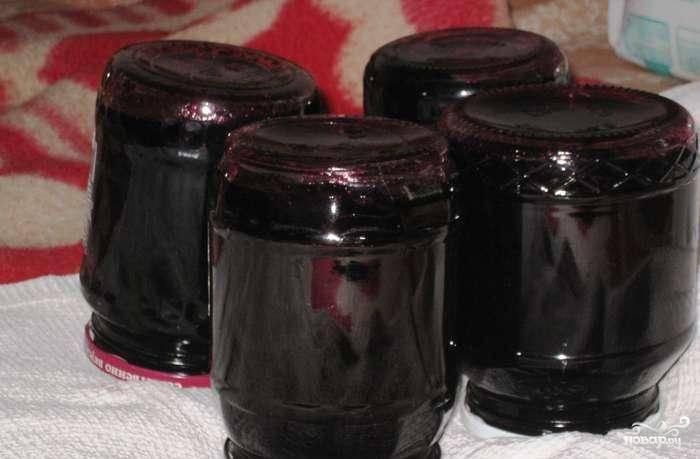 Черничный джем - пошаговый рецепт