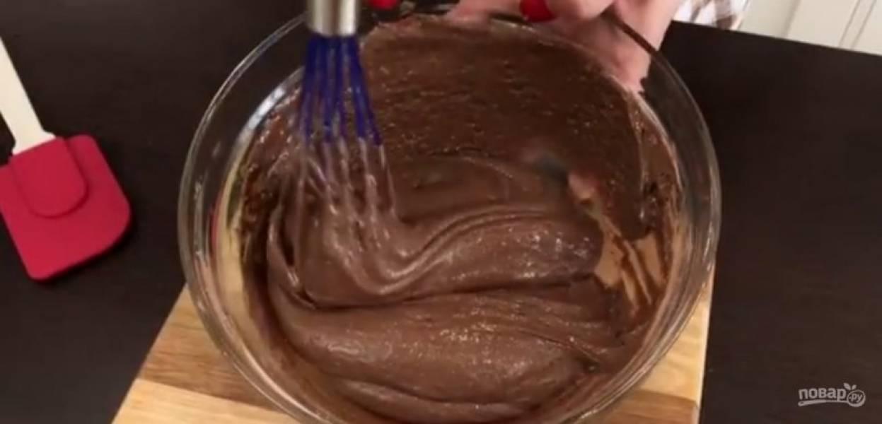 Гигантский киндер милк - пошаговый рецепт