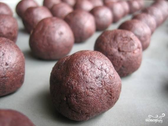 """Пирожное """"Картошка"""" без масла и сгущенки"""