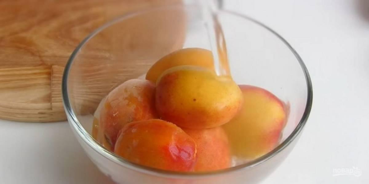 Нежнейший персиковый пирог - пошаговый рецепт