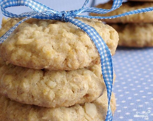 Еврейское пасхальное печенье
