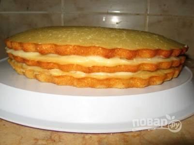 Торт - Медовик-Light - пошаговый рецепт
