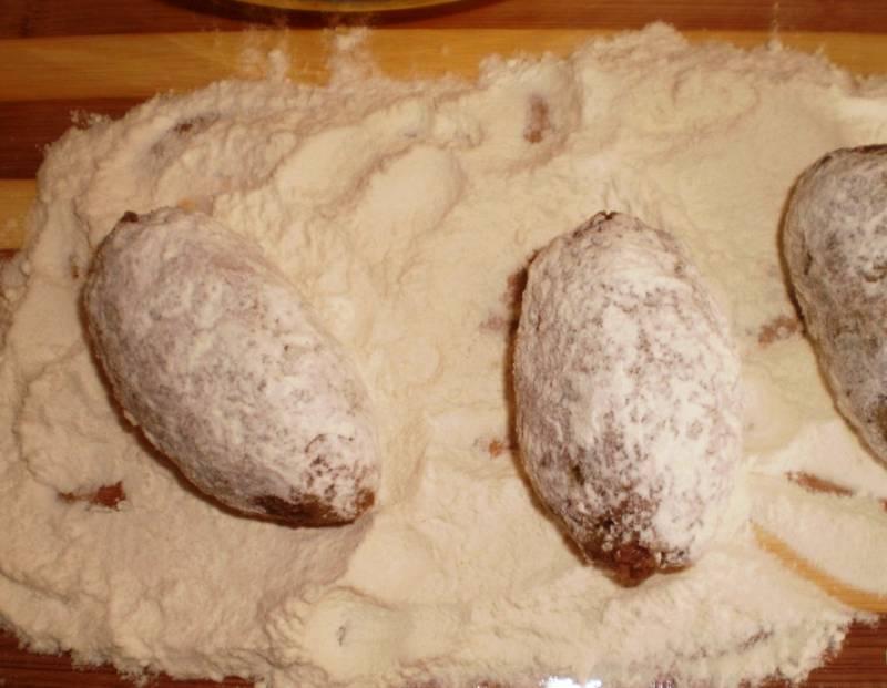 Котлеты из легкого - пошаговый рецепт с фото на