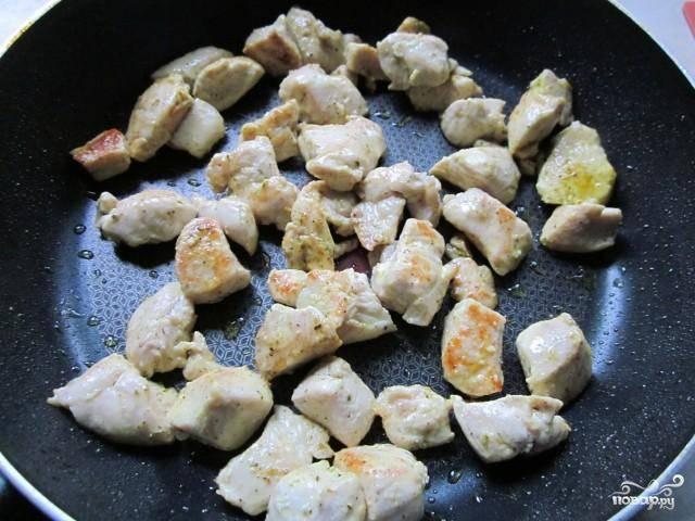 Кабачковые корзинки с курицей - пошаговый рецепт